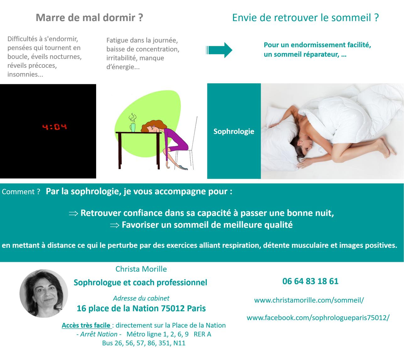 sophrologie et sommeil christa morille. Black Bedroom Furniture Sets. Home Design Ideas